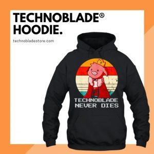 Technoblade Hoodies
