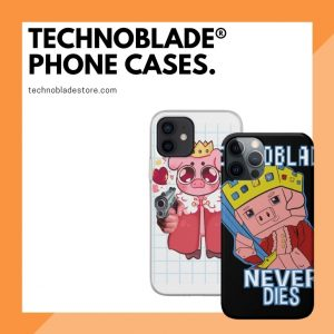 Technoblade Cases