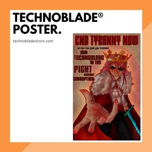 Technoblade Posters