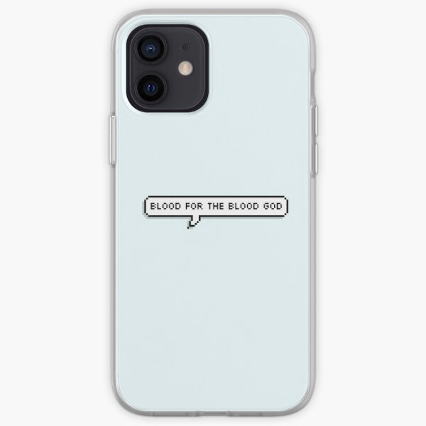 Technoblade Quote: Blood for the Blood God iPhone Soft Case RB0206 product Offical Technoblade Merch