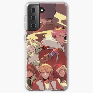 Technoblade Group Photo Samsung Galaxy Soft Case RB0206 product Offical Technoblade Merch