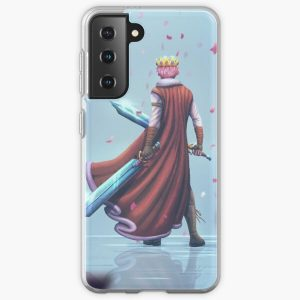 Technoblade King Samsung Galaxy Soft Case RB0206 product Offical Technoblade Merch