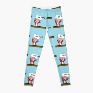 technoblade quote , die nerd Leggings RB0206 product Offical Technoblade Merch