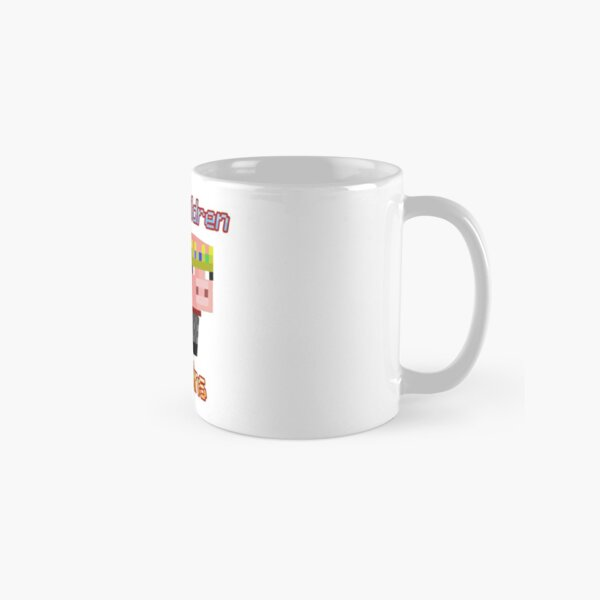 Technoblade; I Stab Kids For Coins Classic Mug RB0206 product Offical Technoblade Merch