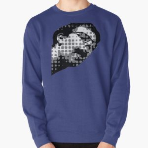 Technoblade Face Reveal, But Hidden Pullover Sweatshirt RB0206 product Offical Technoblade Merch