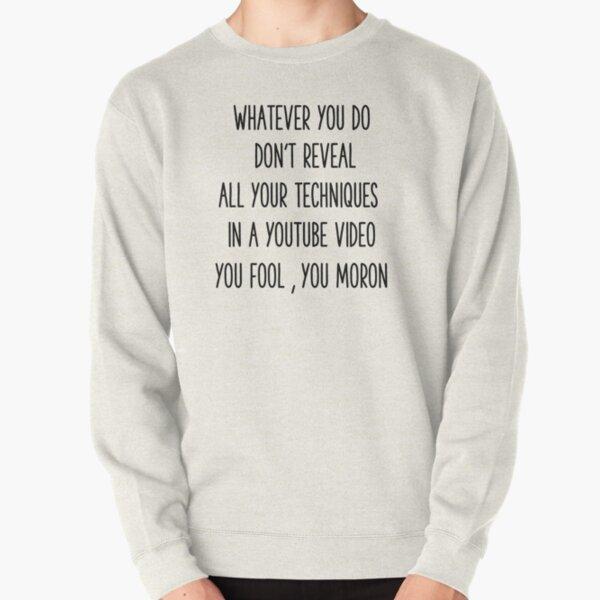 sun tzu technoblade Pullover Sweatshirt RB0206 product Offical Technoblade Merch