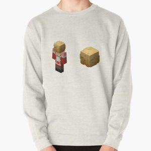Technoblade Potato Talisman Technoblade Minecraft Pullover Sweatshirt RB0206 product Offical Technoblade Merch