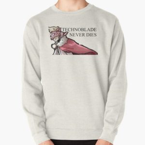 Technoblade Never Dies Design Pullover Sweatshirt RB0206 product Offical Technoblade Merch