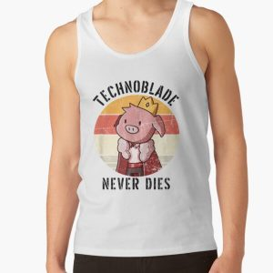technoblade never dies Tank Top RB0206 product Offical Technoblade Merch