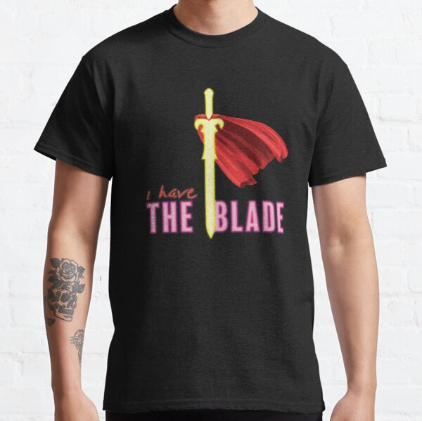 I Have the Blade - Technoblade Classic T-Shirt RB0206 product Offical Technoblade Merch