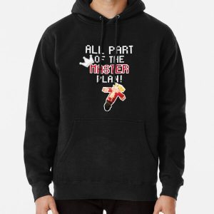 Technoblade ALL PART OF THE MASTER PLAN! Pullover Hoodie RB0206 product Offical Technoblade Merch