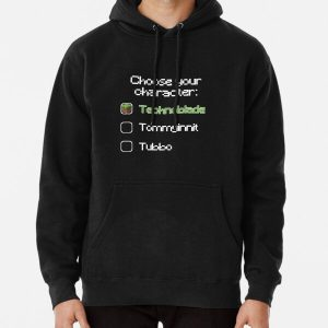 Choose your character - Technoblade Pullover Hoodie RB0206 product Offical Technoblade Merch