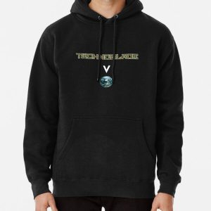 Technoblade above the world - Minecraft Pullover Hoodie RB0206 product Offical Technoblade Merch