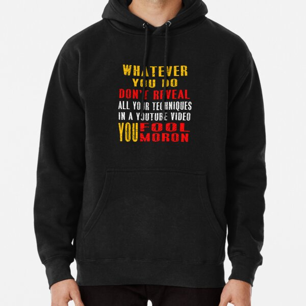 sun tzu technoblade Pullover Hoodie RB0206 product Offical Technoblade Merch