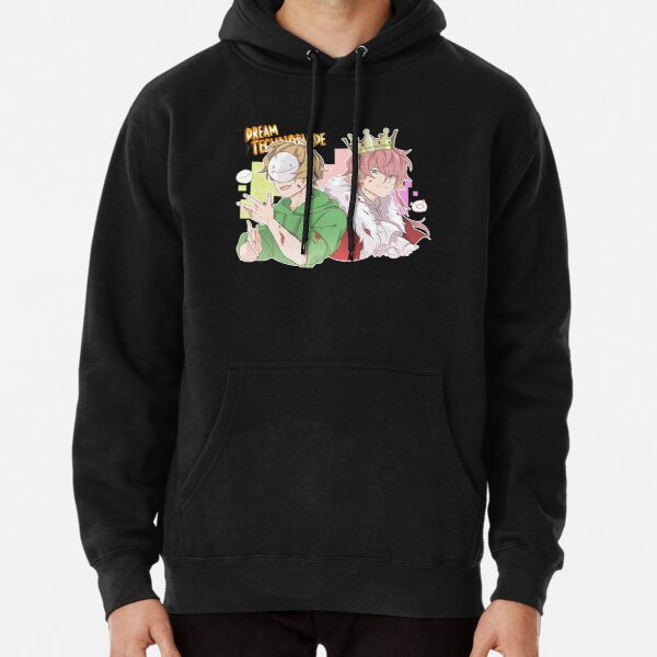 Dream merch technoblade merch dreamwastaken Dream was Taken and technoblade Gifts For Fans, For Men and Women, Gift Valentine's Day Pullover Hoodie RB0206 product Offical Technoblade Merch