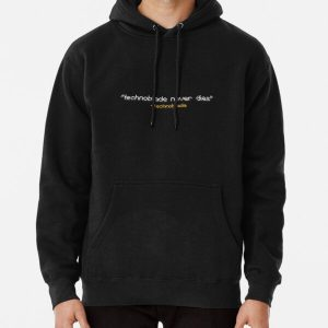"""""""Technoblade never dies"""" - Technoblade Pullover Hoodie RB0206 product Offical Technoblade Merch"""