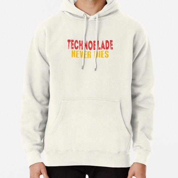 technoblade never dies  Pullover Hoodie RB0206 product Offical Technoblade Merch