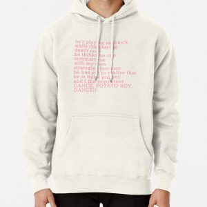 Technoblade potato boy speech Pullover Hoodie RB0206 product Offical Technoblade Merch
