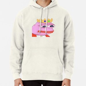 Technoblade pepe the frog meme Pullover Hoodie RB0206 product Offical Technoblade Merch