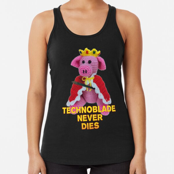 Technoblade Racerback Tank Top RB0206 product Offical Technoblade Merch