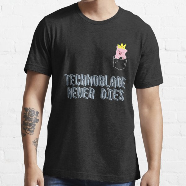 Technoblade Essential T-Shirt RB0206 product Offical Technoblade Merch