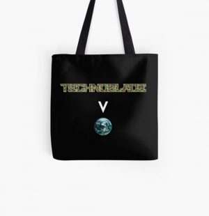 Technoblade above the world - Minecraft All Over Print Tote Bag RB0206 product Offical Technoblade Merch