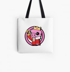 #1 Technoblade All Over Print Tote Bag RB0206 product Offical Technoblade Merch