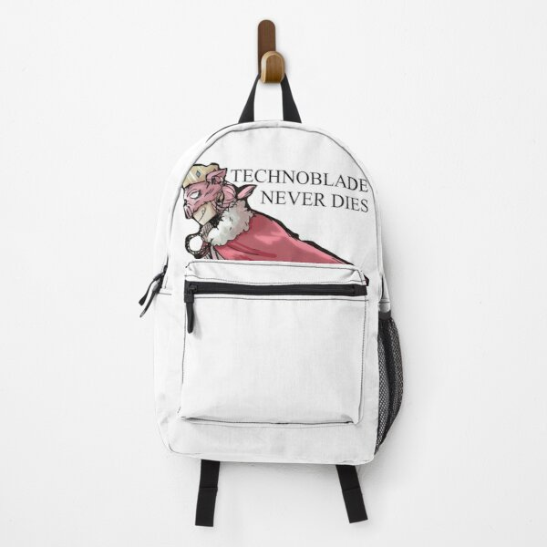 Technoblade Never Dies Design Backpack RB0206 product Offical Technoblade Merch