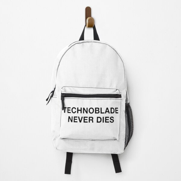 Technoblade never dies Backpack RB0206 product Offical Technoblade Merch