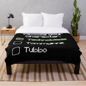 Choose your character - Technoblade Throw Blanket RB0206 product Offical Technoblade Merch