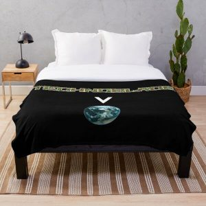 Technoblade above the world - Minecraft Throw Blanket RB0206 product Offical Technoblade Merch