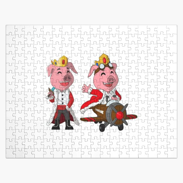 technoblade youtooz Jigsaw Puzzle RB0206 product Offical Technoblade Merch