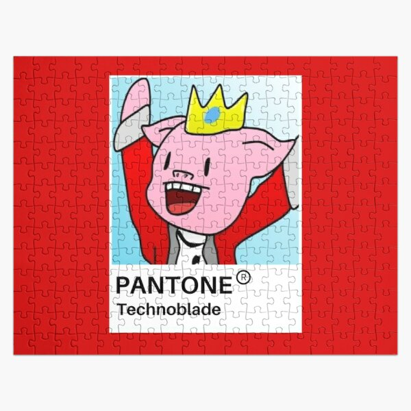 Technoblade Jigsaw Puzzle RB0206 product Offical Technoblade Merch