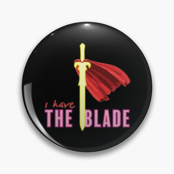 I Have the Blade - Technoblade Pin RB0206 product Offical Technoblade Merch