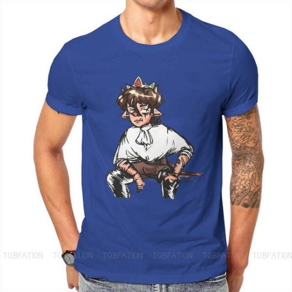 Dream SMP Game Men s TShirt Technoblade XD Fashion T Shirt Harajuku Sweatshirts New Trend 1.jpg 640x640 1 - Technoblade Store