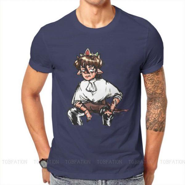 Dream SMP Game Men s TShirt Technoblade XD Fashion T Shirt Harajuku Sweatshirts New Trend 15.jpg 640x640 15 - Technoblade Store