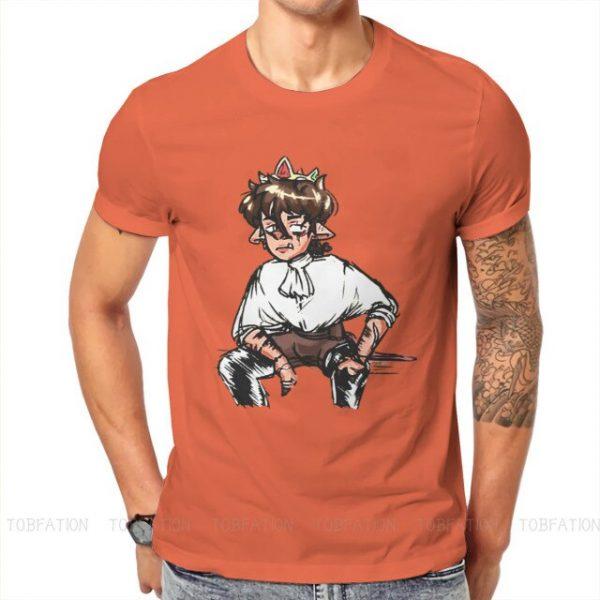 Dream SMP Game Men s TShirt Technoblade XD Fashion T Shirt Harajuku Sweatshirts New Trend 9.jpg 640x640 9 - Technoblade Store