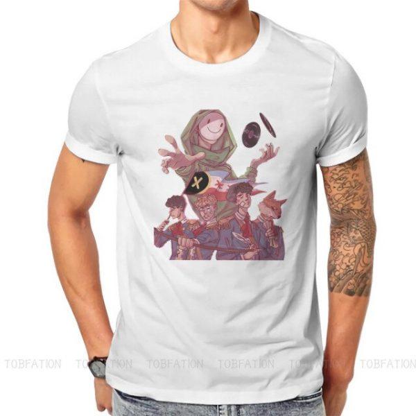 Dream Smp Technoblade T Shirt Classic Goth Summer Plus size Cotton Men s Tees Harajuku Crewneck 13.jpg 640x640 13 - Technoblade Store
