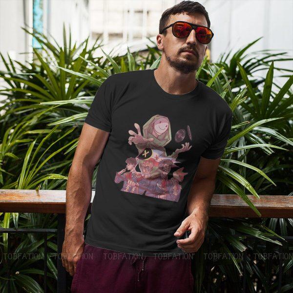 Dream Smp Technoblade T Shirt Classic Goth Summer Plus size Cotton Men s Tees Harajuku Crewneck 3 - Technoblade Store