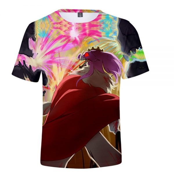 Technoblade 3D Print Spring Summer Preppy Style Men Women Street Clothes T shirt Youthful Kawaii HIP - Technoblade Store